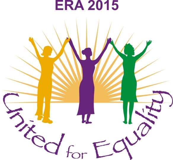 ERA #16 Carolyn Cook United for Equality ERA 2015