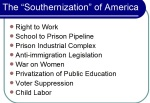 Southernization of America jpg