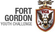 fortgordon Youth challenge logo